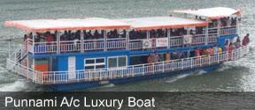 Punnami Luxury Boat