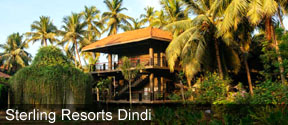 Sterling Resorts Dindi Tour Package From Hyderabad
