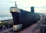 Submarine Museum Visakhapatnam