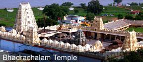 Bhadrachalam Via Papikondalu