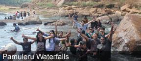 Pamuleru Water Falls