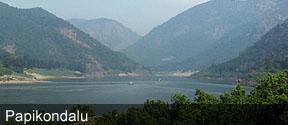 Papikondalu View Papihills